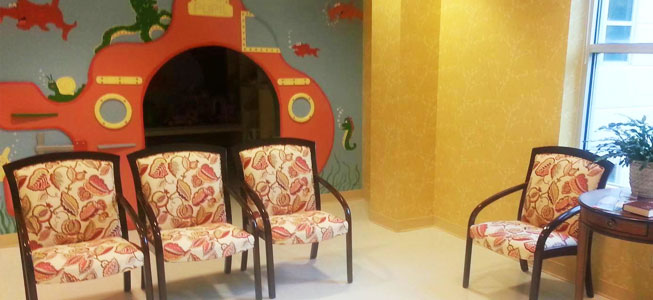 Sitting Area 1 | Augusta Developmental Specialists