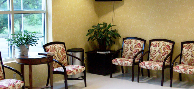 Sitting Area 2 | Augusta Developmental Specialists